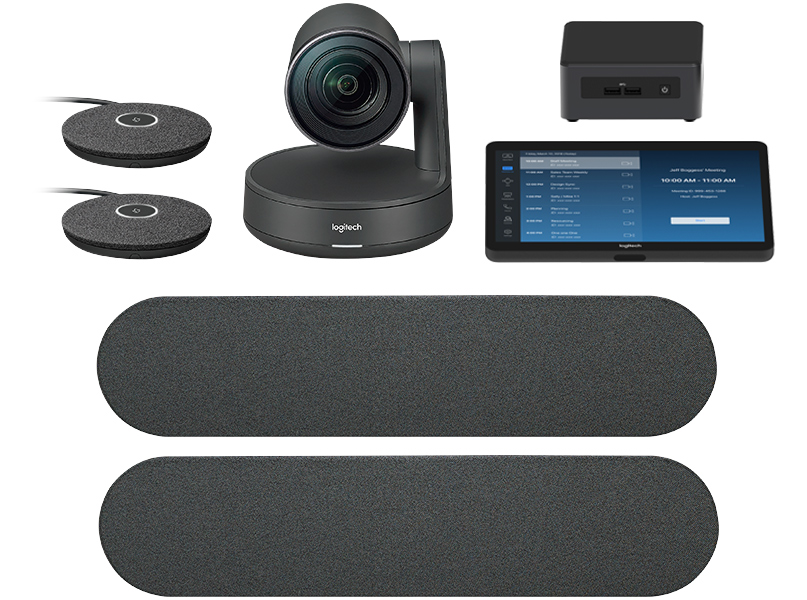 Logitech Large Room Solution